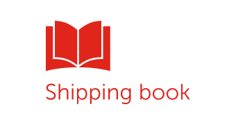 Stack shipping books